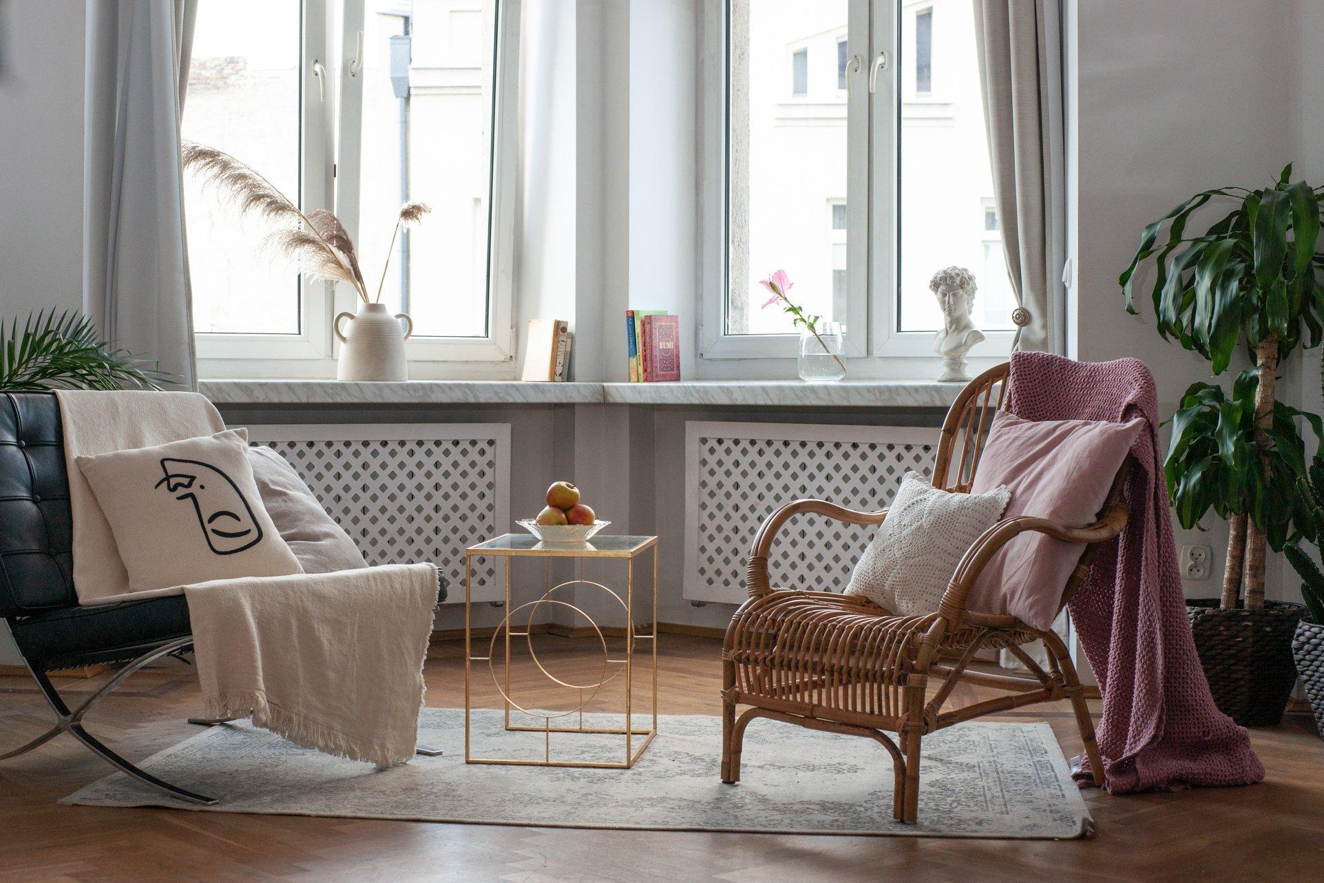 Kamila's soulful and relaxing coaching space