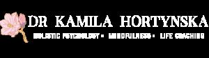 Dr Kamila Hortynska Logo